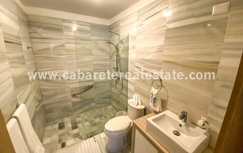 Bathroom Two Bedroom Condo Cabarete Kitebeach