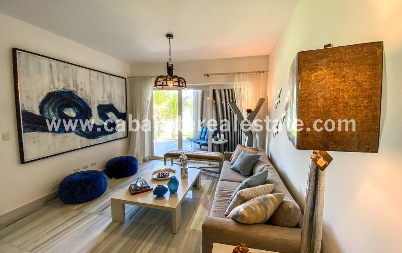 Beachfront Apartment Cabarete Dominican Republic