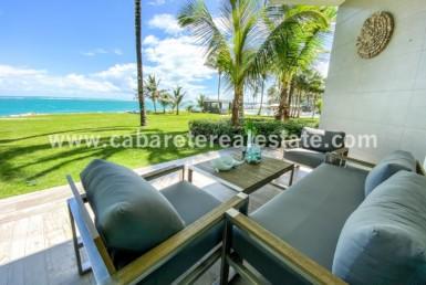Beachfront Terrace Cabarete Seawinds