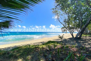 Beachfront land Cabarete Real Estate