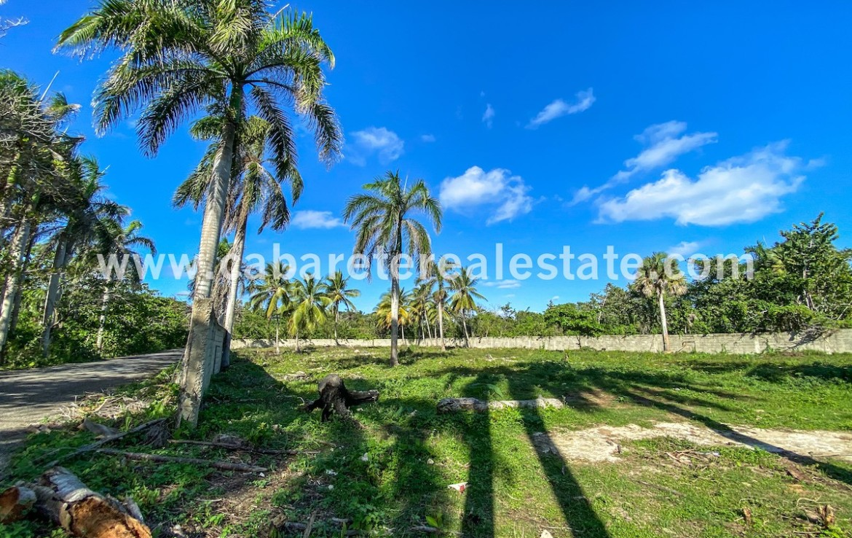 Dominican Republic Land near surf Encuentro Cabarete Beach
