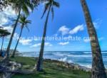 Surfspot Coco Pipe Cabarete Dominican Republic Land