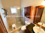 bathroom in beautiful ocean dream complex cabarete