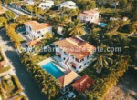 caribbean style house beachfront cabarete