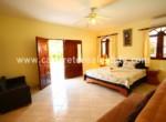 master bedroom caribbean style house cabarete