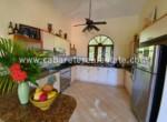 modern kitchen caribbean house cabarete