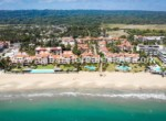 ocean front penthouse carribean luxury cabarete apartment