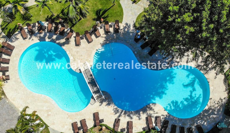 Amazing pool area Ocean One Cabarete 1