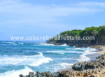 Beach right at your doorstep One bedroom ground floor condo by the beach in Perla Marina DR