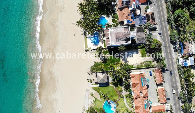 Beachfront lot Kitebeach Cabarete11