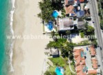 Beachfront lot Kitebeach Cabarete11
