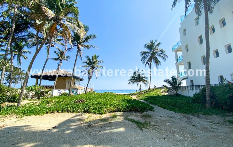 Beachfront lot Kitebeach Cabarete4