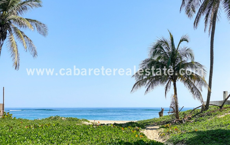 Beachfront lot Kitebeach Cabarete5
