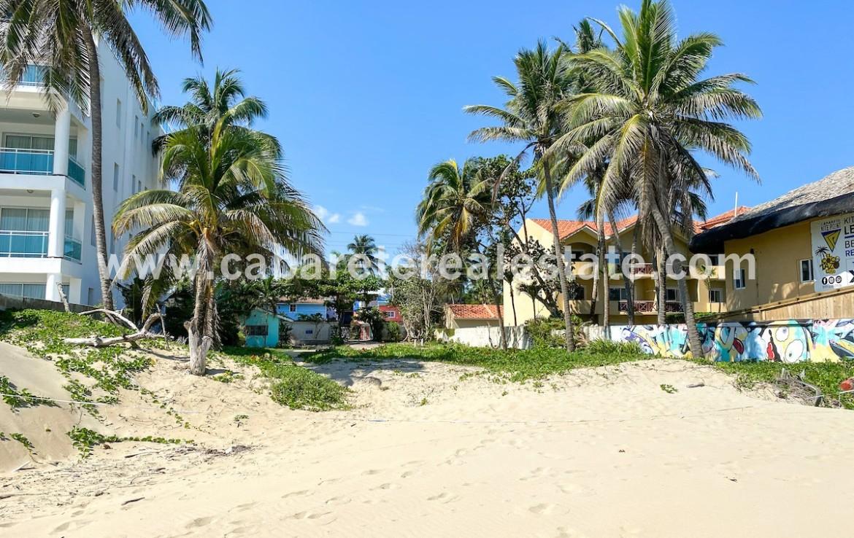 Beachfront lot Kitebeach Cabarete7