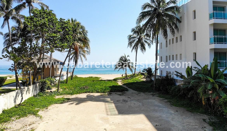 Beachfront lot Kitebeach Cabarete9