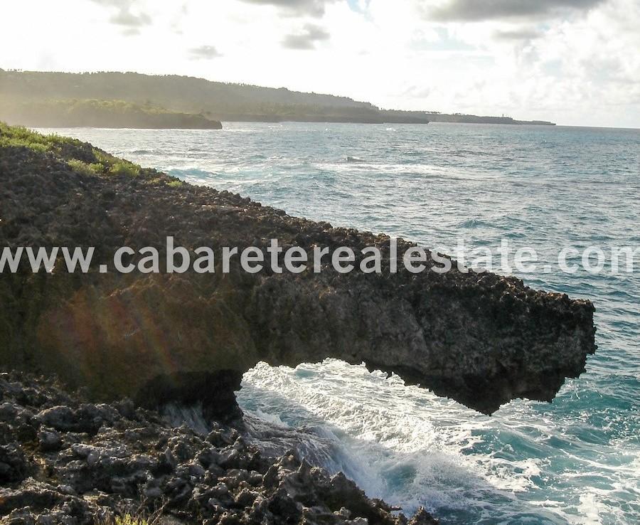 Endless views of the ocean Cabrera Ocean Front land Dominican Republic