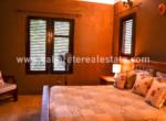Master Bedroom Beachfront condo Dominican Republic Perla Marina