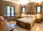 Master Bedroom Beachside condo between Kitebeach and Sosua Dominican Republic