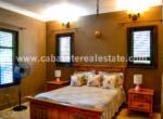 Master bedroom Perla Marina Beachfront condo Dominican Republic