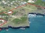 Ocean front development land Cabarete Real Estate