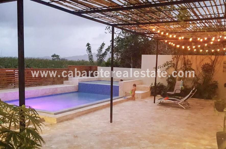 PoolTerrace BB Cabarete Dominican Republic