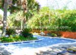 Poolside one bedroom ground floor unit Perla Marina Dominican Republic