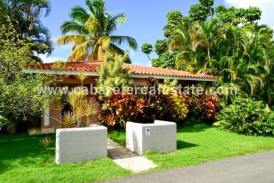 Sosua villa gated community Dominican Republic