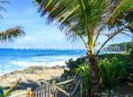 Spectacular beach at Perla Marina One bedroom condo Dominican Republic