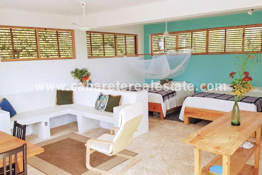 Studio in 9 bedrooms Bed and Breakfast Cabarete