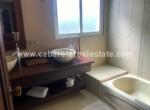bathroom beachfront penthouse at kitebeach cabarete