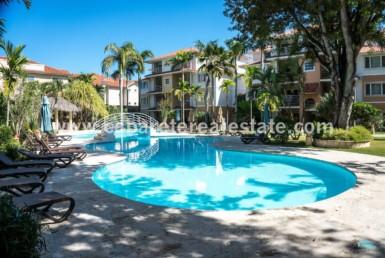 beautiful pool area penthouce cabarete beachfront