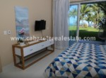 masterbedroom in luxury beachfront complex in cabarete