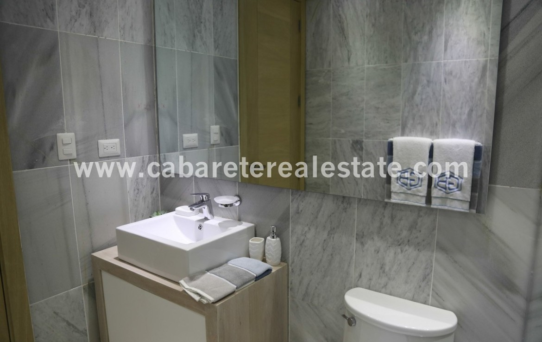modern luxury bathroom cabarete