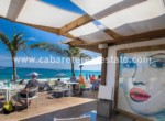 Beach front restaurant Cabarete Real Estate Dominican Republic