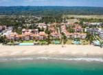 Beachfront gated Community Cabarete Studio beachside Cabarete Real Estate  scaled