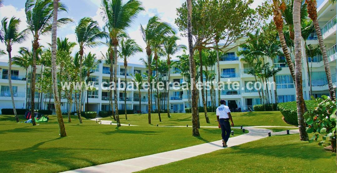 Beachfront gated community Cabarete Real Estate Dominican Republic has it all