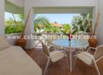 Cabarete Beachside condo 2 bedroom terrace Cabarete Real Estate Dominican Republic