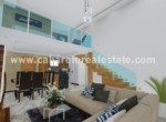 Encuentro lofts Cabarete Dominican Republic Two-level apartments with separate mezzanine