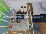 Encuentro ocean View 2-level apartments with roof top terrace Cabarete Real Estate