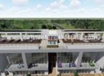 New Construction Ocean-view condos cabarete El Encuentro Dominincan Republic Cabarete Real Estate