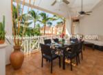 cabarete-luxury-for sale Cabarete-3-rooms-patio Cabarete Real Estate Dominican Republic