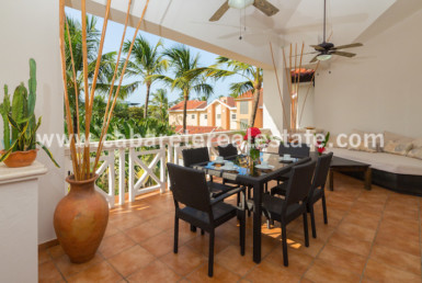 cabarete luxury for sale Cabarete 3 rooms patio Cabarete Real Estate Dominican Republic