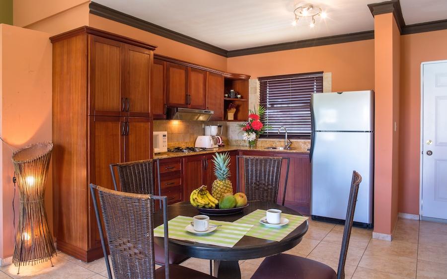 cabarete studio rental kitchen