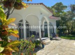 chill at your graden and enjoy the pool in this beachfront villa in a gated comunity