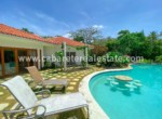 relax at this amazing pool and enjoy the sun of the dominican republic