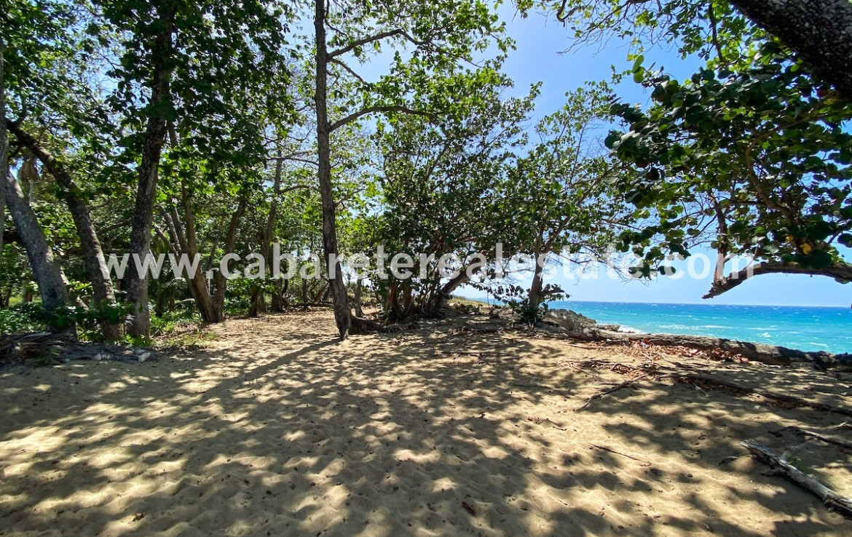 25 acres of beautiful land facing the ocean Perla Marina Dominican Republic