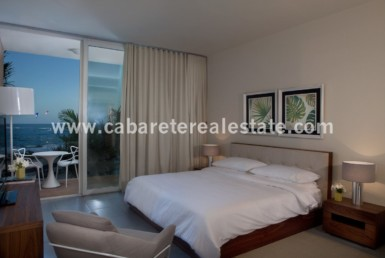 2bedroom luxurious beachfront Condo Cabarete Bay Dominican Republic