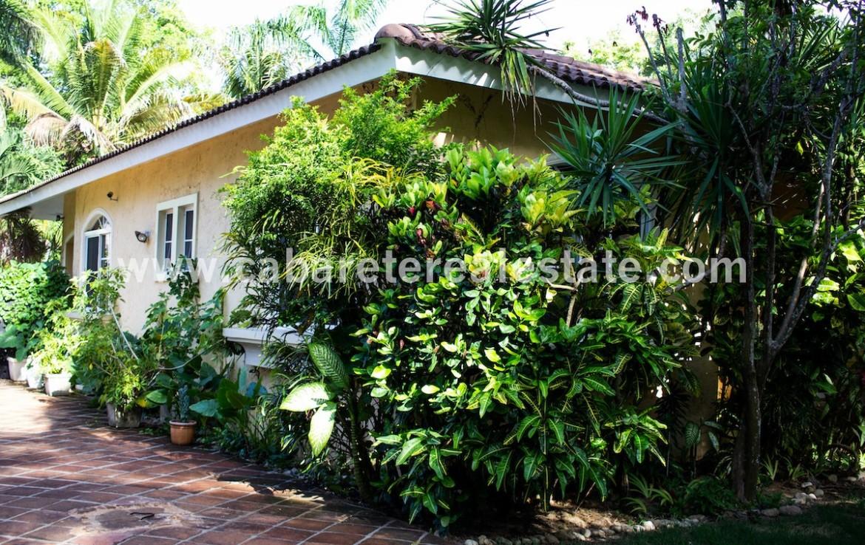 3 bedroom villa near the beach in Cabarete Dominican Republic