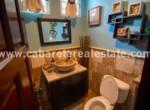 3rd bathroom in this luxury apartment