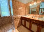Bathroom in luxurious villa Cabarete Dominican Republic